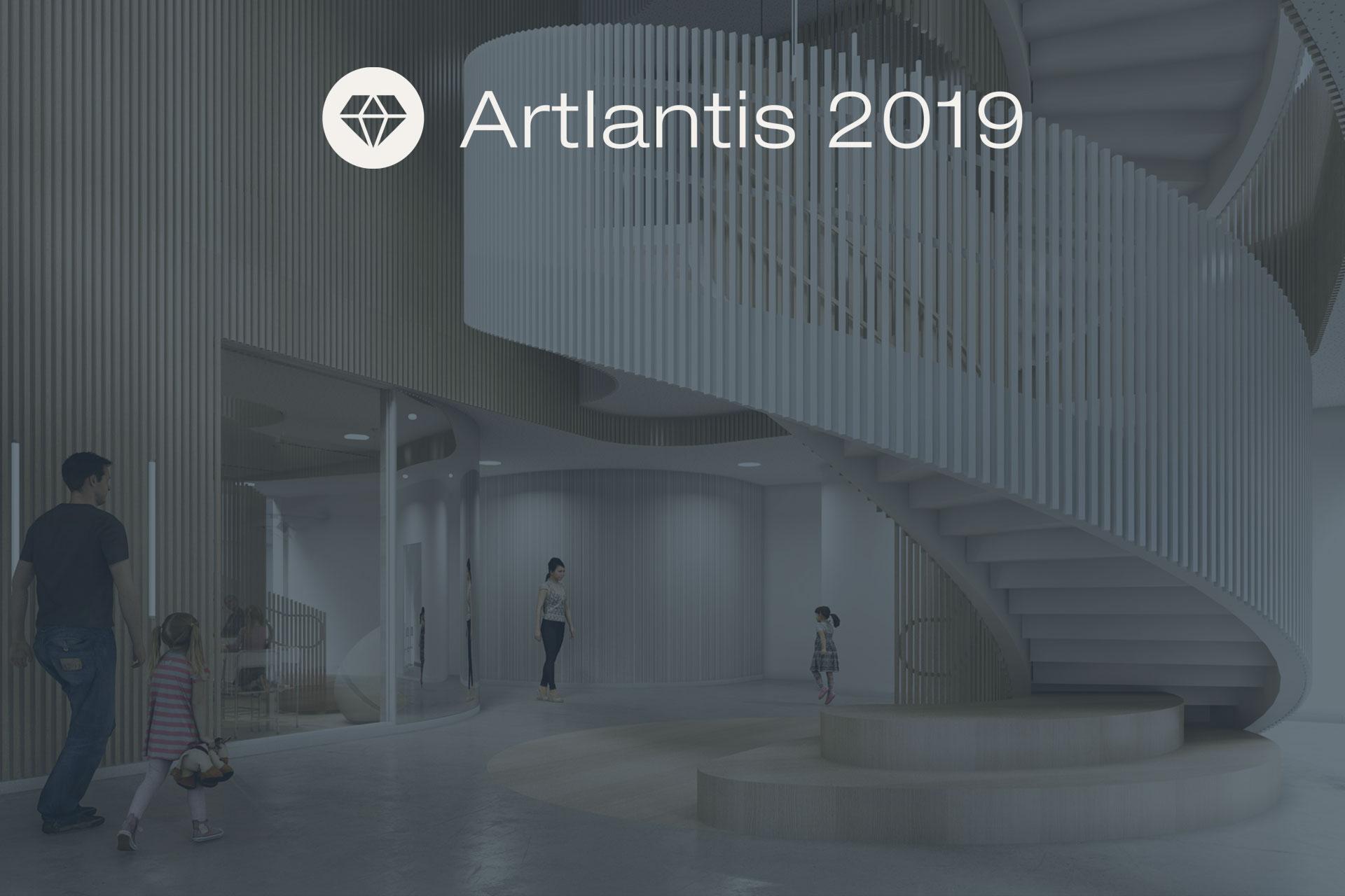 Artlantis 2019.